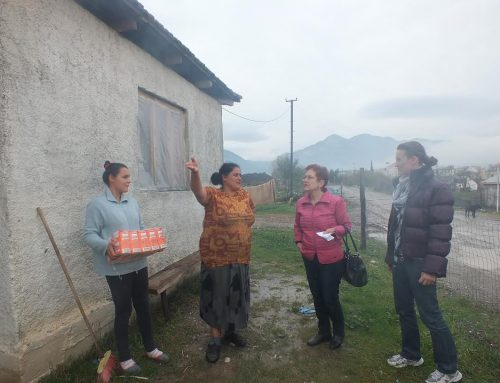 Floods threaten families in Albania: Please pray