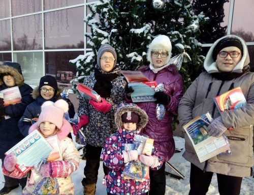 Creative Christmas Outreaches in Russia and Macedonia