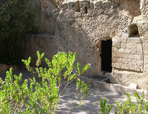 VIDEO: Easter greetings – Christ is risen, He is risen indeed