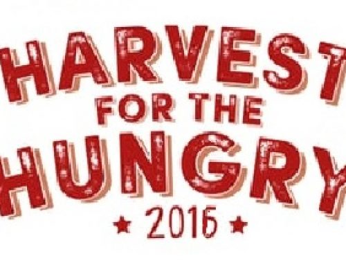 Harvest for the Hungry update