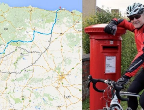 Gerry's Portugal to Spain Charity Bike Ride