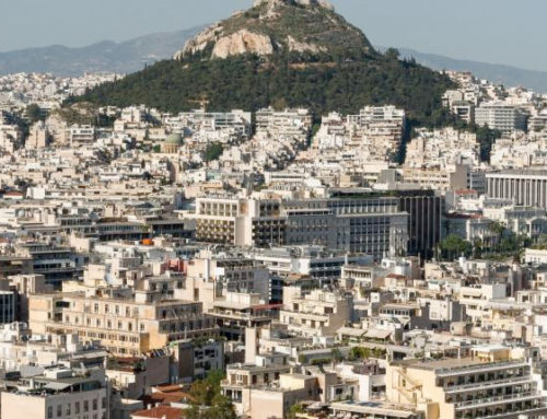 Greece: Walking the streets of Athens