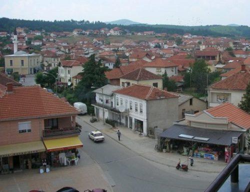Reaching Resen in Macedonia