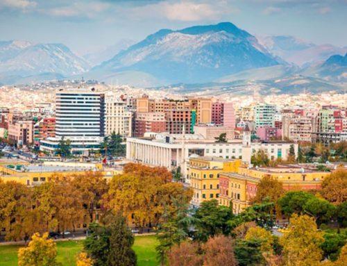 Triumph in Tirana