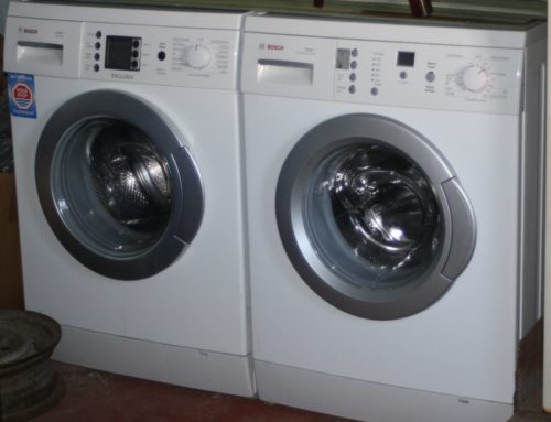 Church Laundry Opens in Moldova