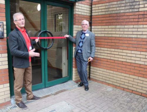 Official Opening of New Offices for TEN