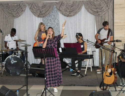 Christians from across Montenegro come together