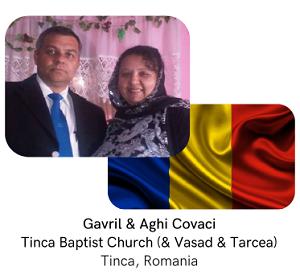 Gavril Covaci - Romania