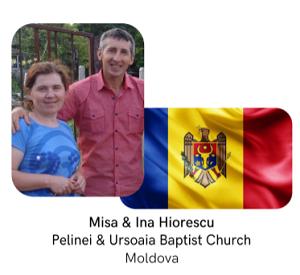Misa Hiorescu in Moldova