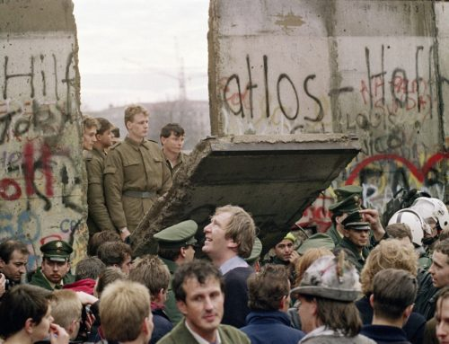 The Fall of the Berlin Wall changed everything