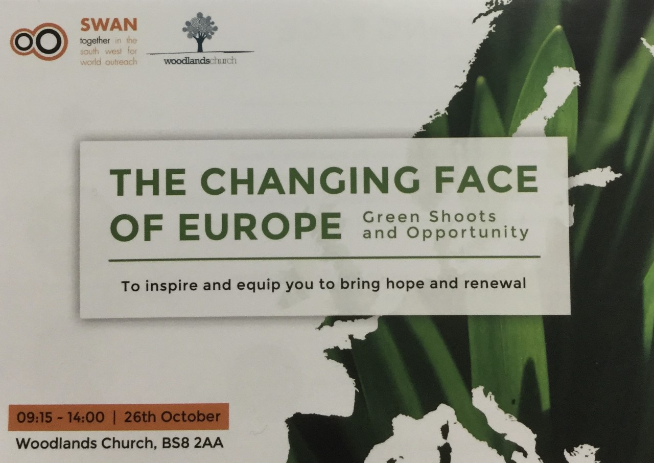 SWAN Europe conference
