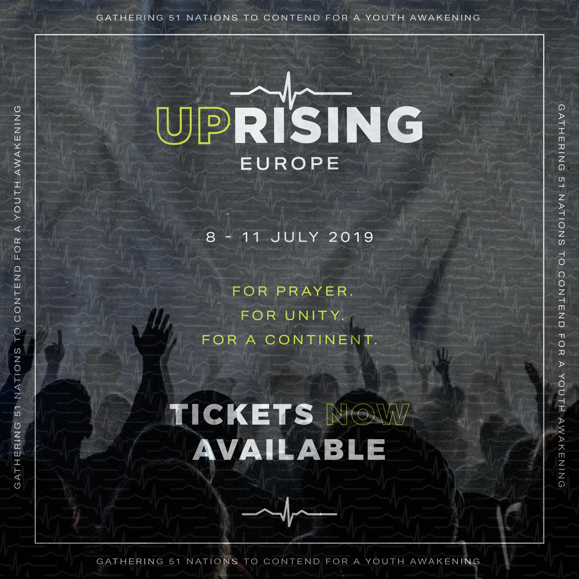 Uprising Europe 2019