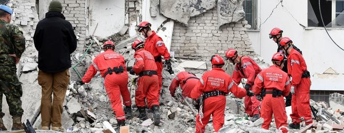 Albania Earthquake 2019