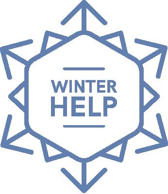WinterHelp logo