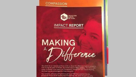 TEN Impact Report