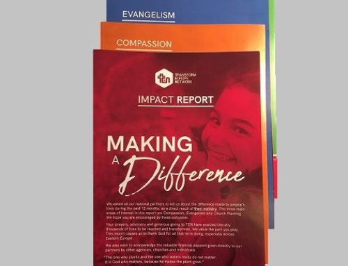 TEN Impact Report published