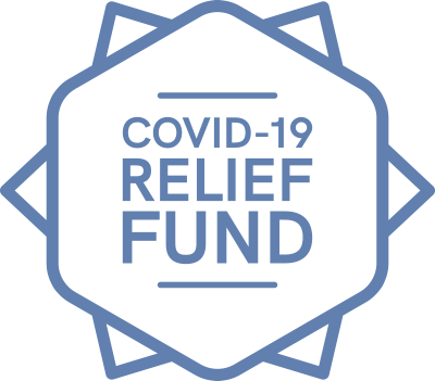 COVID-19 RELIEF FUND logo
