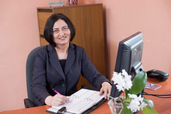 Marinela Rotariu - Executive Director