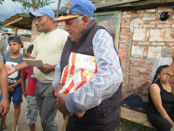 God feeds a hungry village in Bulgaria