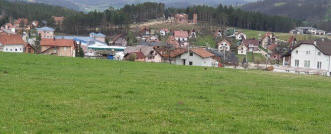 White Earth, Serbia