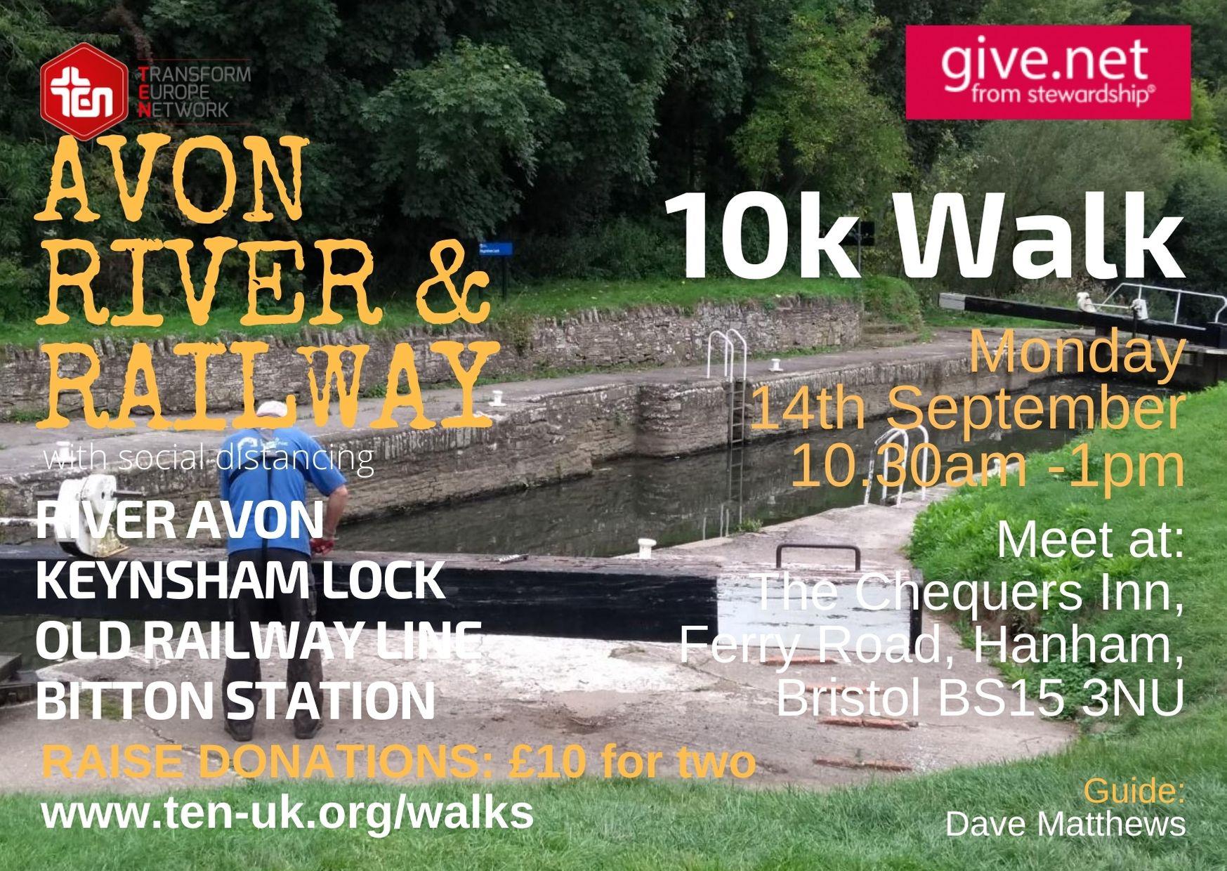 Avon River walk