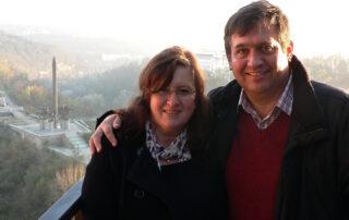Mircea and Ronela Cristian