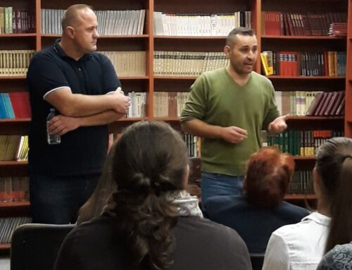 Church Planting in North Macedonia