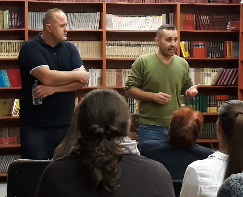 Outreach in Radovis