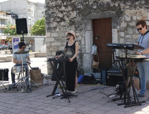 Global Outreach Day Mobilises Montenegro