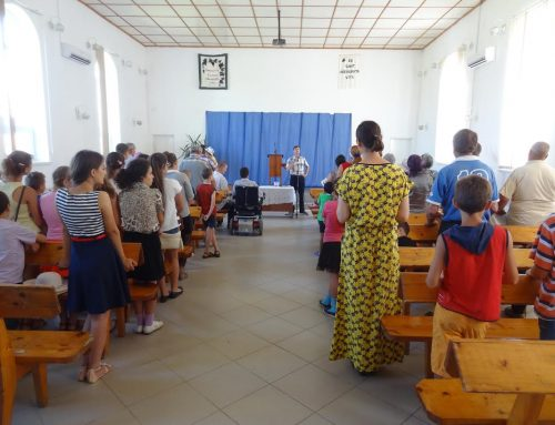 TEN visits Moldova: unforgettable week
