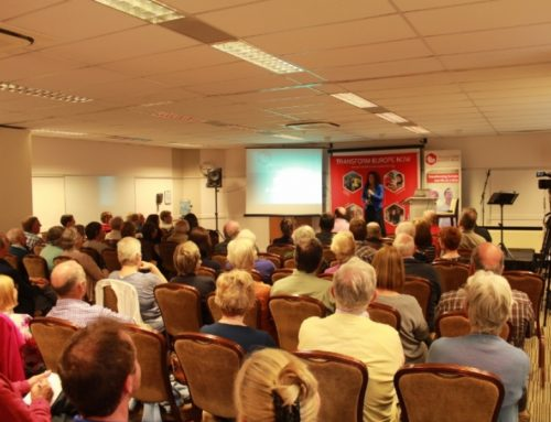 'Making A Difference' TEN Conference Highlights Impact of European Evangelicals