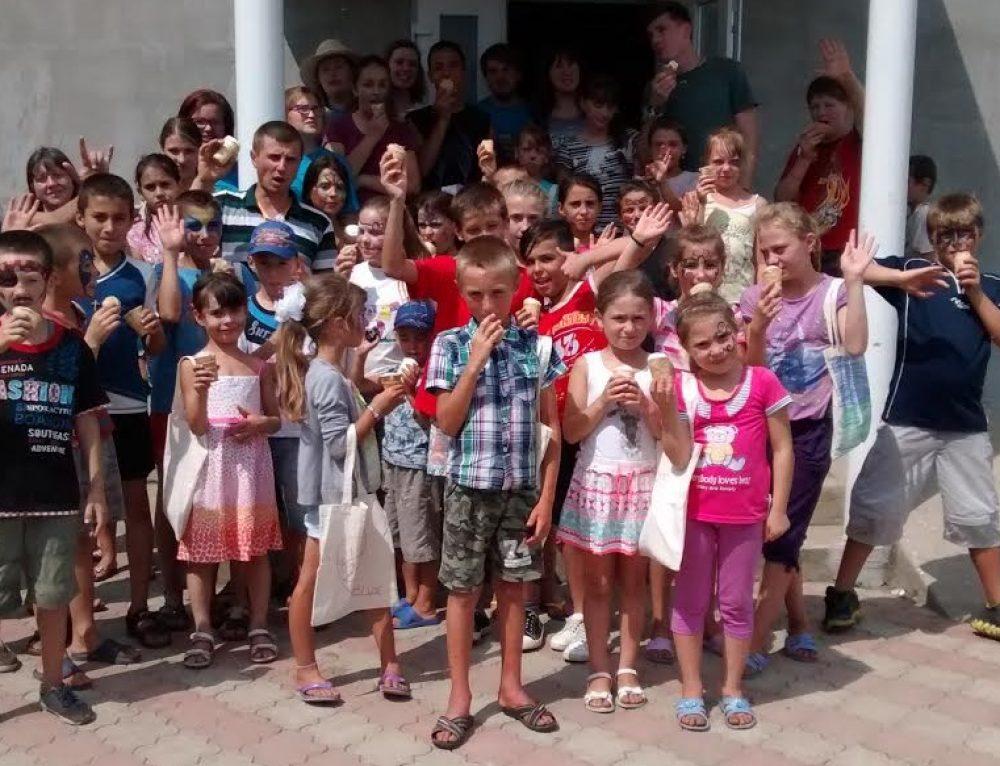 Visit to Moldova: Kinmel Bay Church