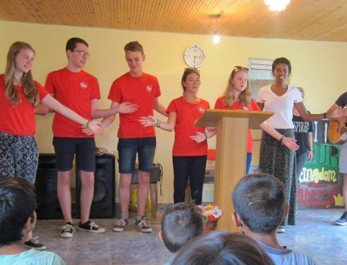 Hillview Church send Youth Team to Bulgaria