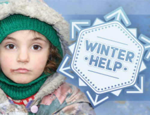 WinterHelp Appeal is launched