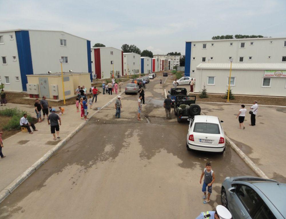 Reaching the poor in Romania