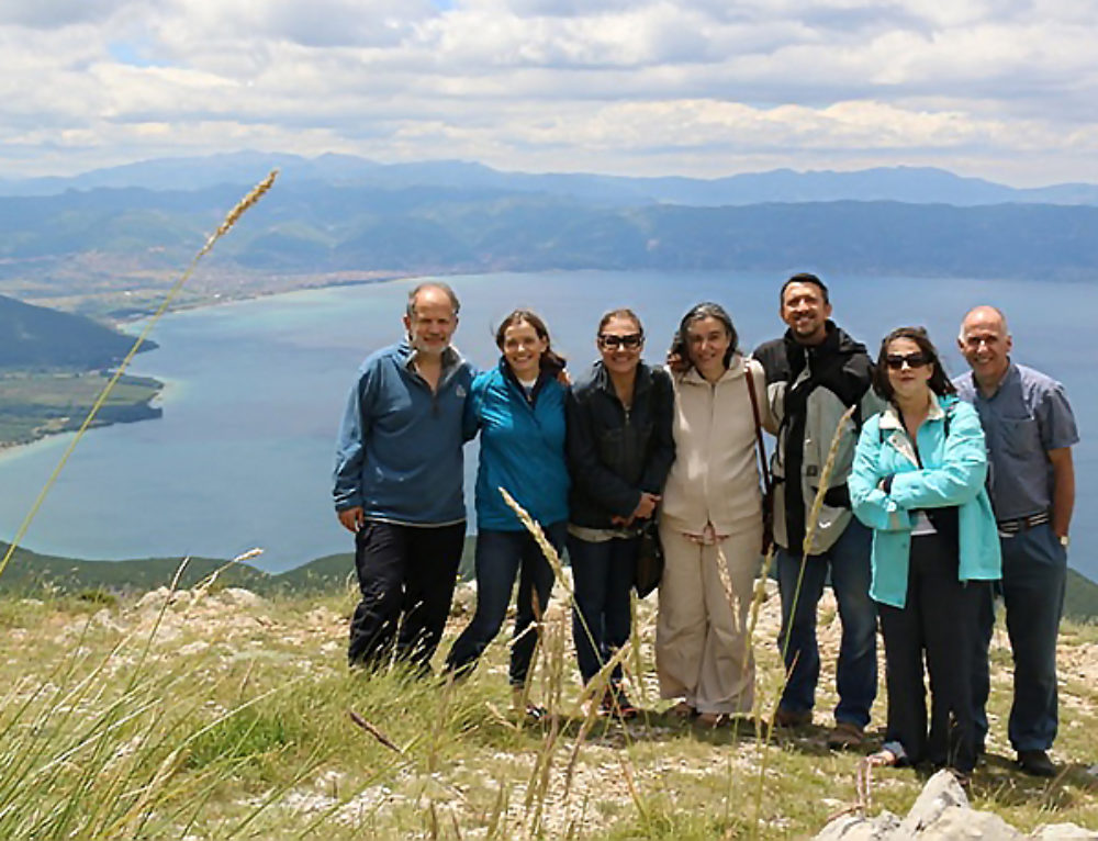 St Stephen's Mission to Macedonia in June