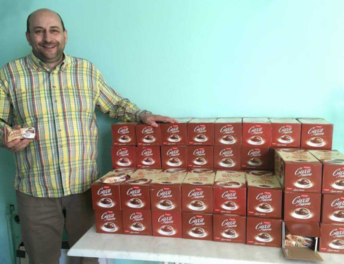 One Thousand Cakes Given Away