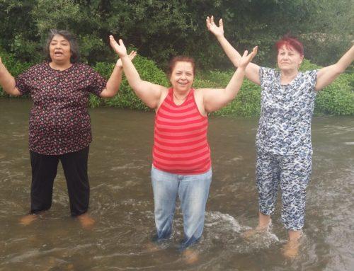 Baptisms in Pazardjik, Bulgaria