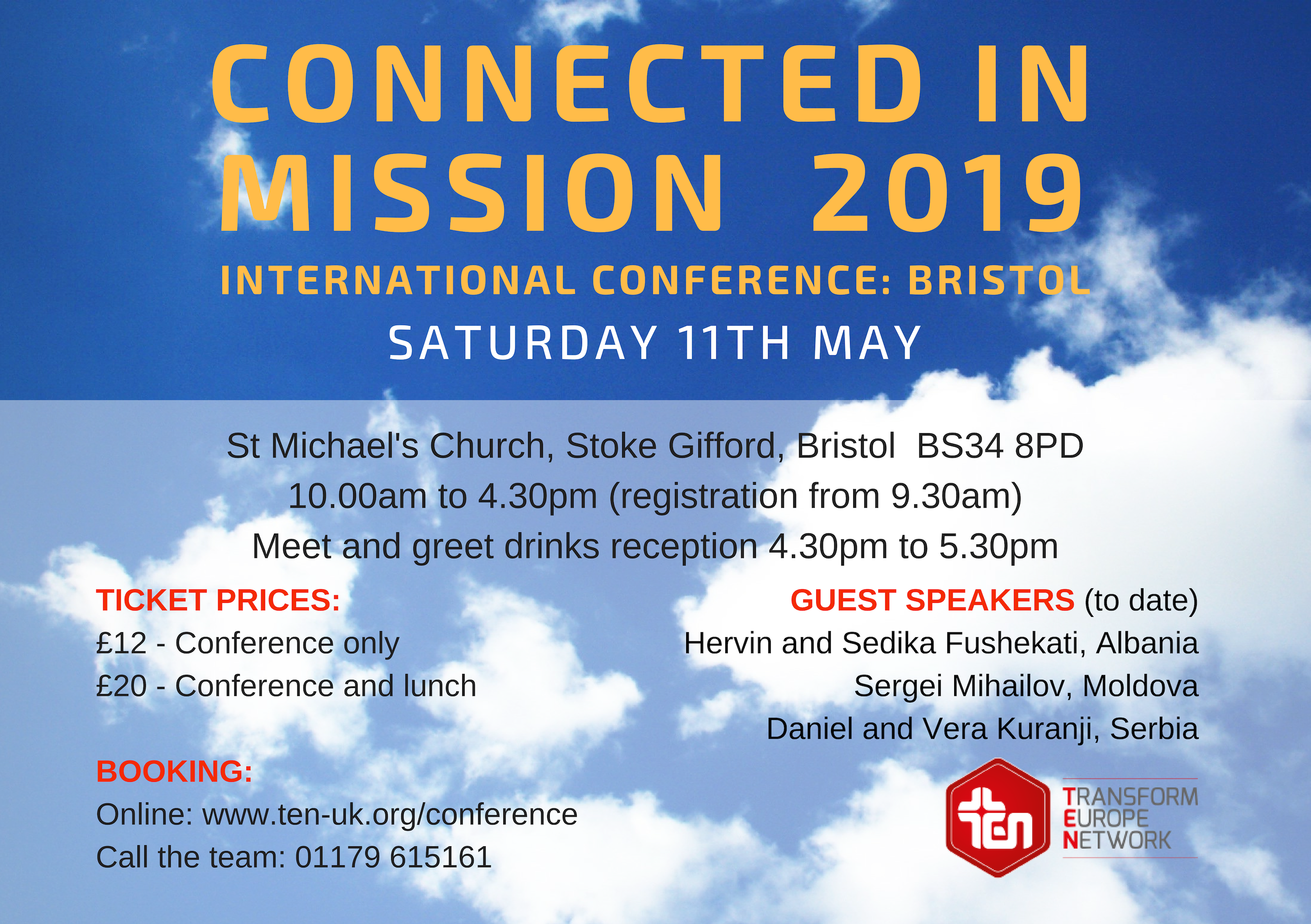 Connected in Mission 2019
