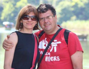 Dusan and Mirjana Beredi
