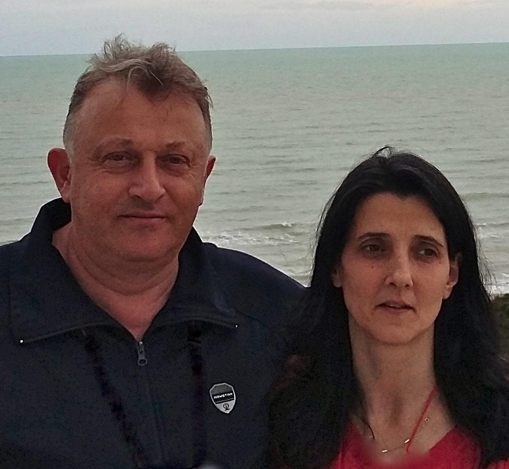 Josip and Biljana Pastor 2019
