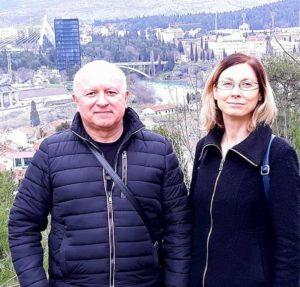 Jovica and Savka Bacvanski